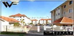 Apartamento à venda com 2 dormitórios em Cidade industrial, Curitiba cod:w.a2330