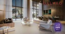 Apartamento à venda com 3 dormitórios em Cabral, Curitiba cod:AP37666