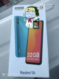 Redmi 9a da Xiaomi.. Sublime.. Novo lacrado com garantia e entrega hj