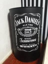 Tambor Decorativo Jack Daniel's