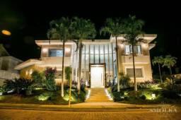 Casa para alugar com 4 dormitórios em Jurerê internacional, Florianópolis cod:9587