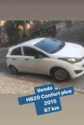 HB20 confort plus - 2015