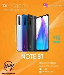 Note 8T 64 GB - Branco - Lacrado ? Paty Importados