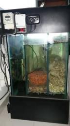 Aquario com 750 Litos