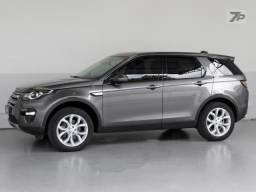 LAND ROVER DISCOVERY SPORT 2.0 16V TD4 TURBO DIESEL HSE 4P AUTOMÁTICO 7L - 2017
