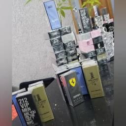 Perfumes importados diversos