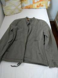 Belíssima jaqueta masculina da Marca Side walk