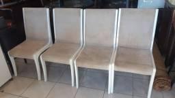Vendo 06 cadeiras de luxo