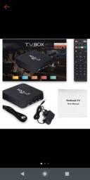 Tv box MxQ pro. 64gb