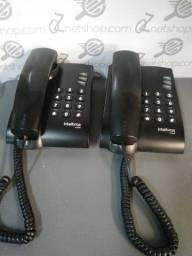 Telefone de mesa Intelbras Pleno em Coronel Fabriciano