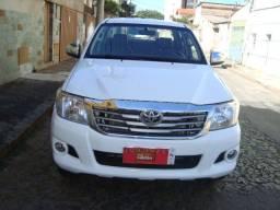 Toyota Hilux 2.7 Srv 4X4 Cd 16V Flex 4Portas Automático