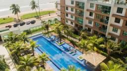 Apartamento C/2 Qtos.de Frente Para a Praia do Cabo Branco