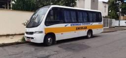 Micro ônibus Marcopolo Mercedez Benz, em Ipatinga-MG