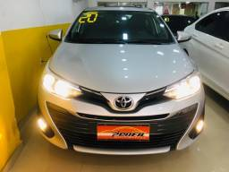 Yaris 1.5 flex sedan xls connect automático - 2020 -4363km-