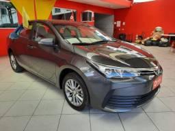 Corolla GLi Upper AT 1.8 2019 Muito Novo!!!