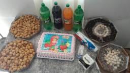 Kit festa Rita doces e ki-tuttes