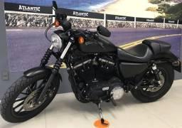 Harley Davidson Iron 883 2014 com ABS e chave presença .