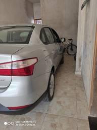 Carro Gran Siena 1.6 completo negócio por S10 a disel