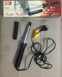 Escova modeladora e onduladora NKS