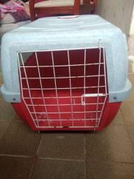 Linda caixa de transporte para cães e gatos e exclusiva para viagem,R$ 250,00
