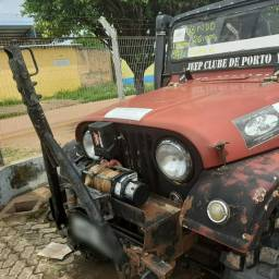 JEEP WILLYS 1978