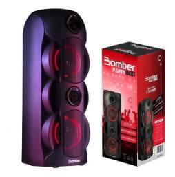 Caixa Som Bluetooth Bomber Party 800
