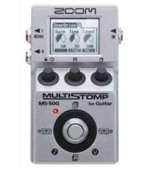 Pedal multistomp ms50g