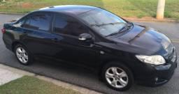Corolla Toyota 2011 2.0 XEI Flex 4P 16VVT Preto Completo