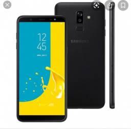 Samsung Galaxy J8 Dual SIM 64 GB preto 4 GB Ram Vitrine