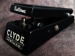 Fulltone Clyde Deluxe - Wah Wah - Crybaby Dunlop Vox