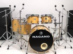 Bateria Nagano Concert Laquer - Seminova