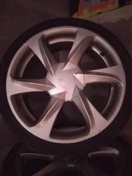 Vendo roda 17 multi furo