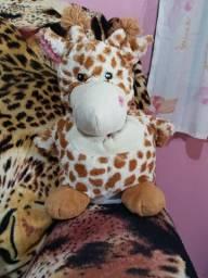 Girafa De Pelúcia Cacau Show