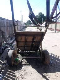 Vendo burro com carroça 3.000