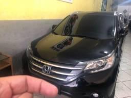 Honda CRV automática + teto solar