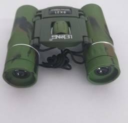 Binóculo Compacto Com Longo Alcance 8x21 Lelong LE-2050 com Botão De Foco Central