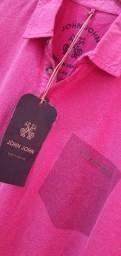 Camisa Polo John John - TOP