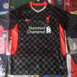 Camisa de time Liverpool