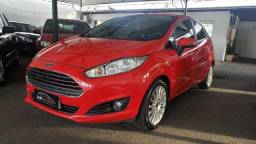 Ford New Fiesta Titanium 4P