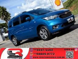 SPIN 2018/2019 1.8 LTZ 8V FLEX 4P AUTOMÁTICO