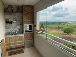 Apartamento de 3 dormitórios com linda varanda e vista maravilhosa!