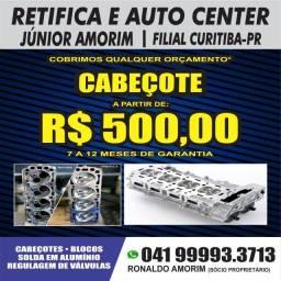 Cabeçote Peugeot 208/307/308