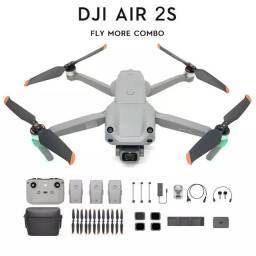 Título do anúncio: Drone DJI  Air 2S Fly More Combo com câmera 5.4K cinza