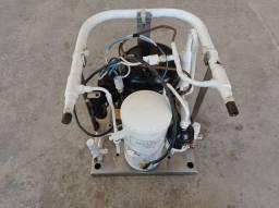Unidade compressora 1/2hp 110v R404 Seminova