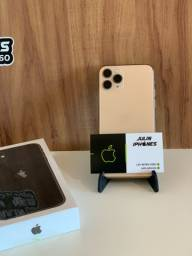 iPhone 11 Pro 256gb! Aparelho sem detalhes, ainda na garantia Apple. Saúde 90% !