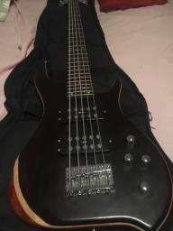 Baixo eagle egb5100+ cubo warm music Bass pro 15