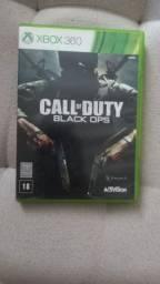 Título do anúncio: Jogo XBOX 360 call of duty black ops
