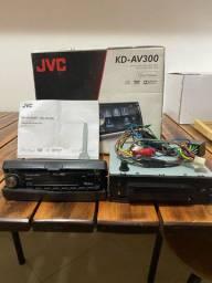 DVD Player Automotivo JVC