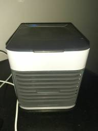 Ventilador portátil. Conexão USB