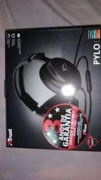 Headphone gamer trust gxt 433 pylo